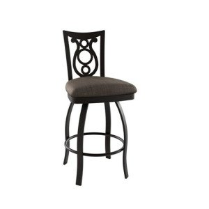Harp Swivel Stool - Bar Height